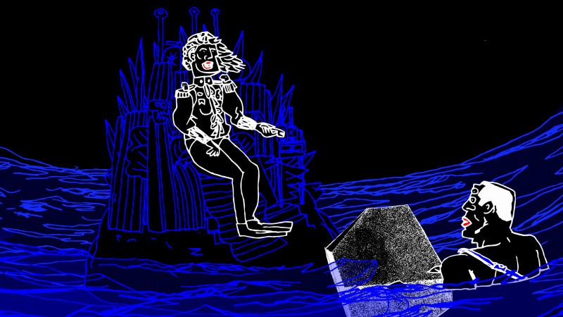 Schwarze Welle